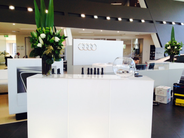 Audi Launch – Solitaire