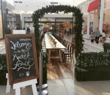 Market Feast Dinner – Burnside Village