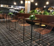 COAL restaurant opening – The Hilton, Adelaide