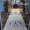 Mercedes Benz Launch