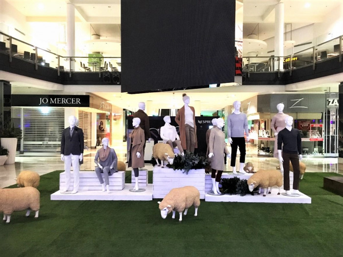 Wool Week – Westfield Marion
