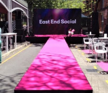 Vogue Festival – East End Social, Verdon Lane