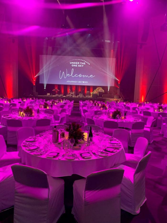 Journey Beyond Awards Dinner