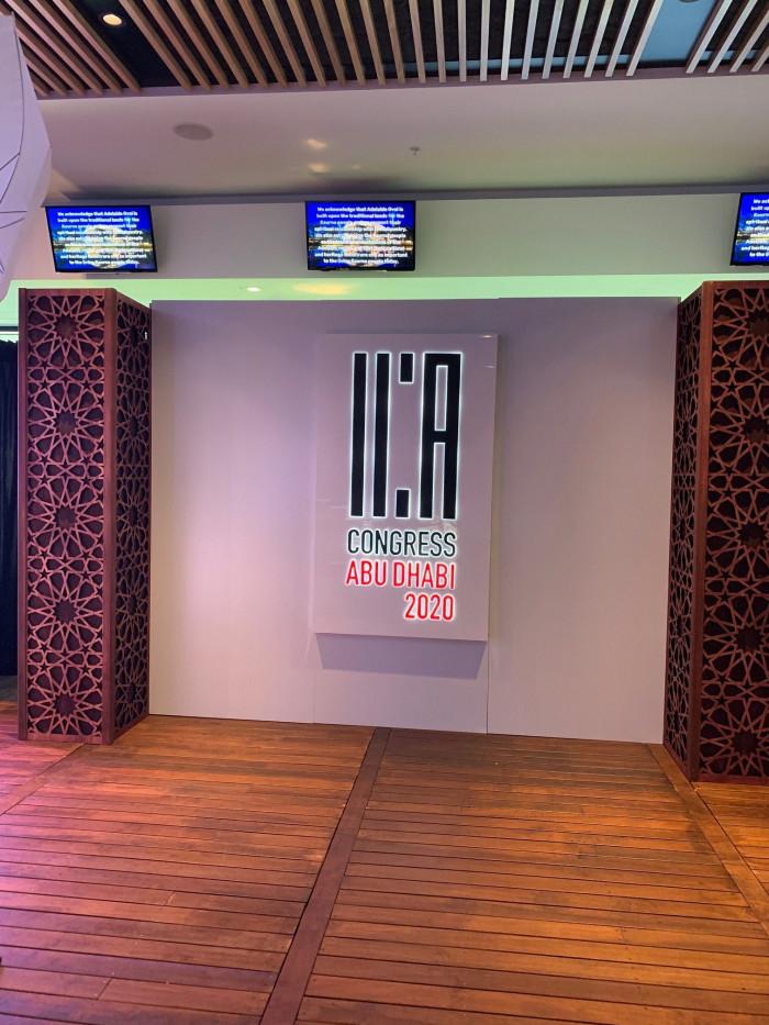 UEA Expo Stand