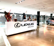 Lexus Melbourne Cup Viewing