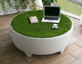 Catalogue Atmosphere Events Adelaide Hire Grass Ottoman