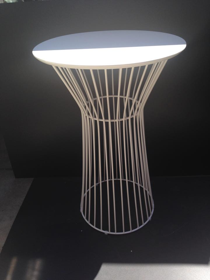 wired Hi Bar Table