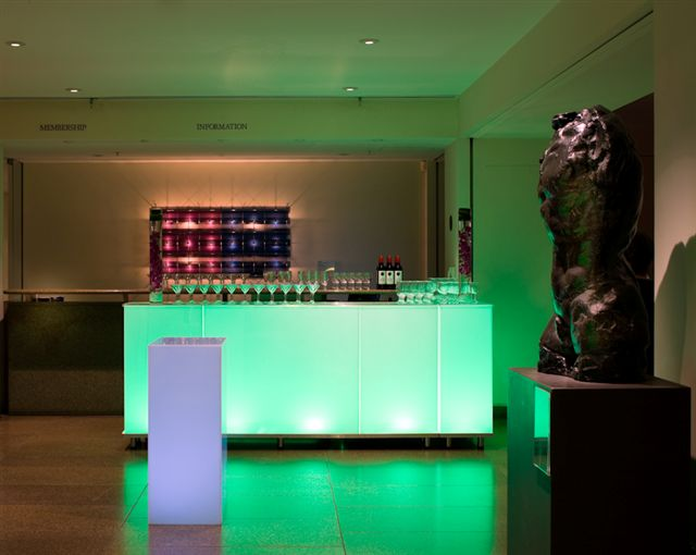Departure Lounge – Art Gallery