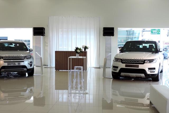 Jaguar/ Land Rover Launch