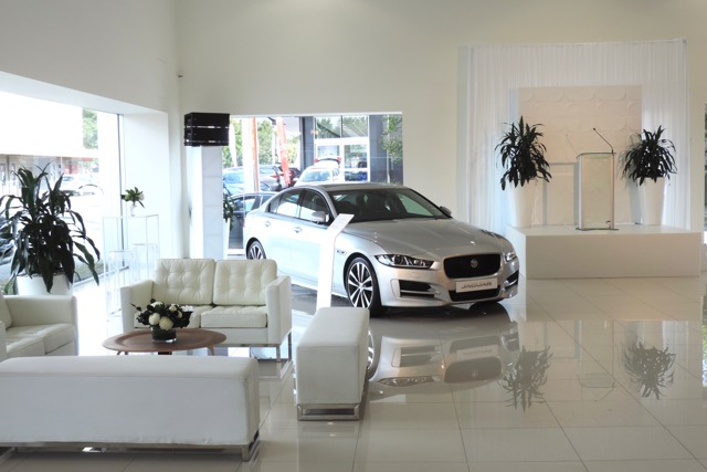 Launch Jaguar/Land Rover