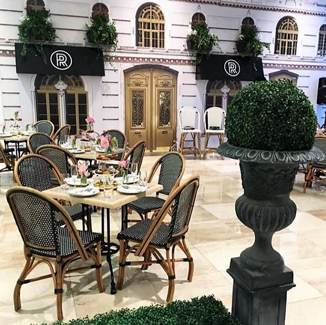 French Theme – Rundle Place