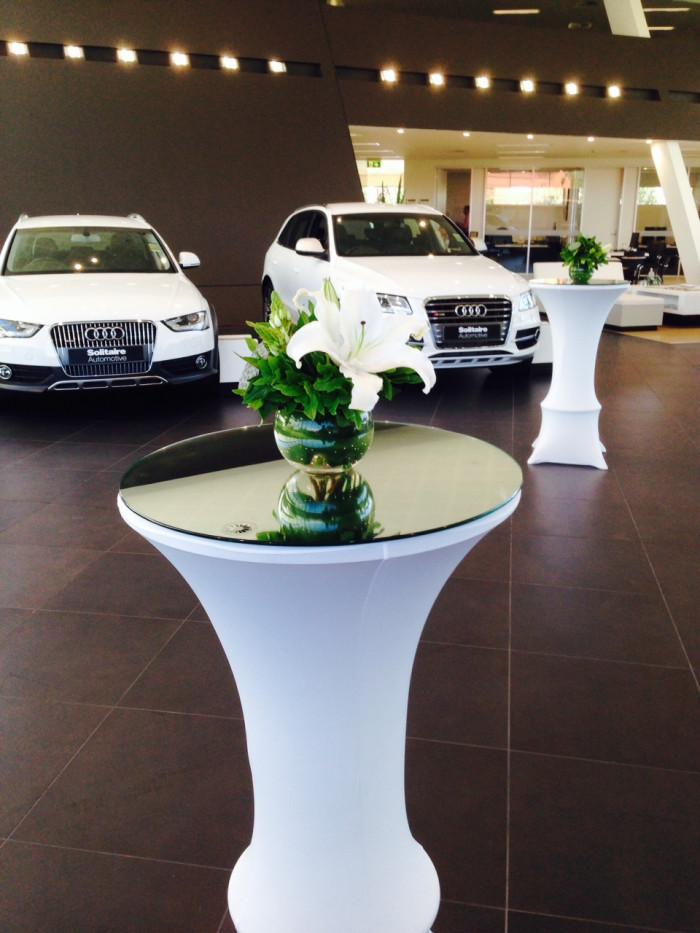 Audi Launch – Solitaire