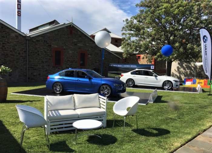 Adelaide BMW – Penfolds Winery