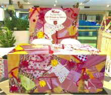 Gift Wrapping Station for Salvation Army – Westfield Tea Tree Plaza