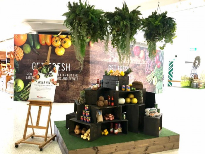 Fresh Food Display – Westfield