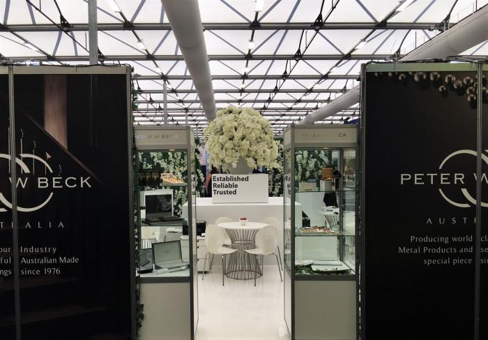 Peter W Beck – Glebe Exhibition Centre (Sydney)