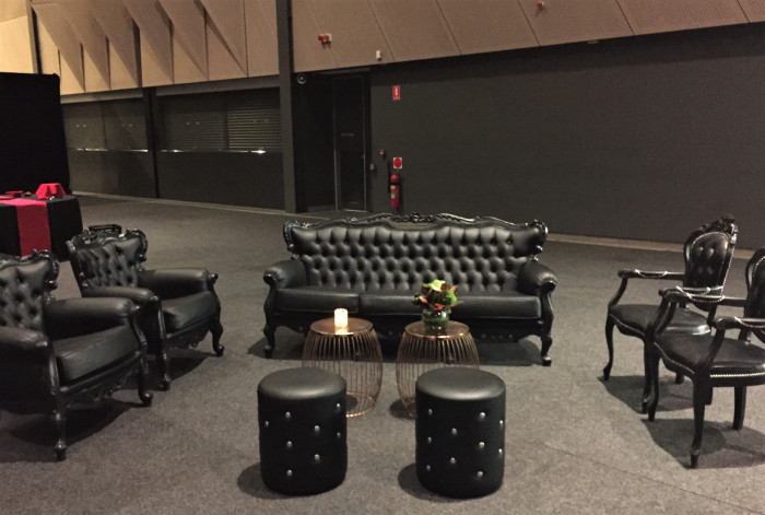 Telstra Awards – Entertainment Centre